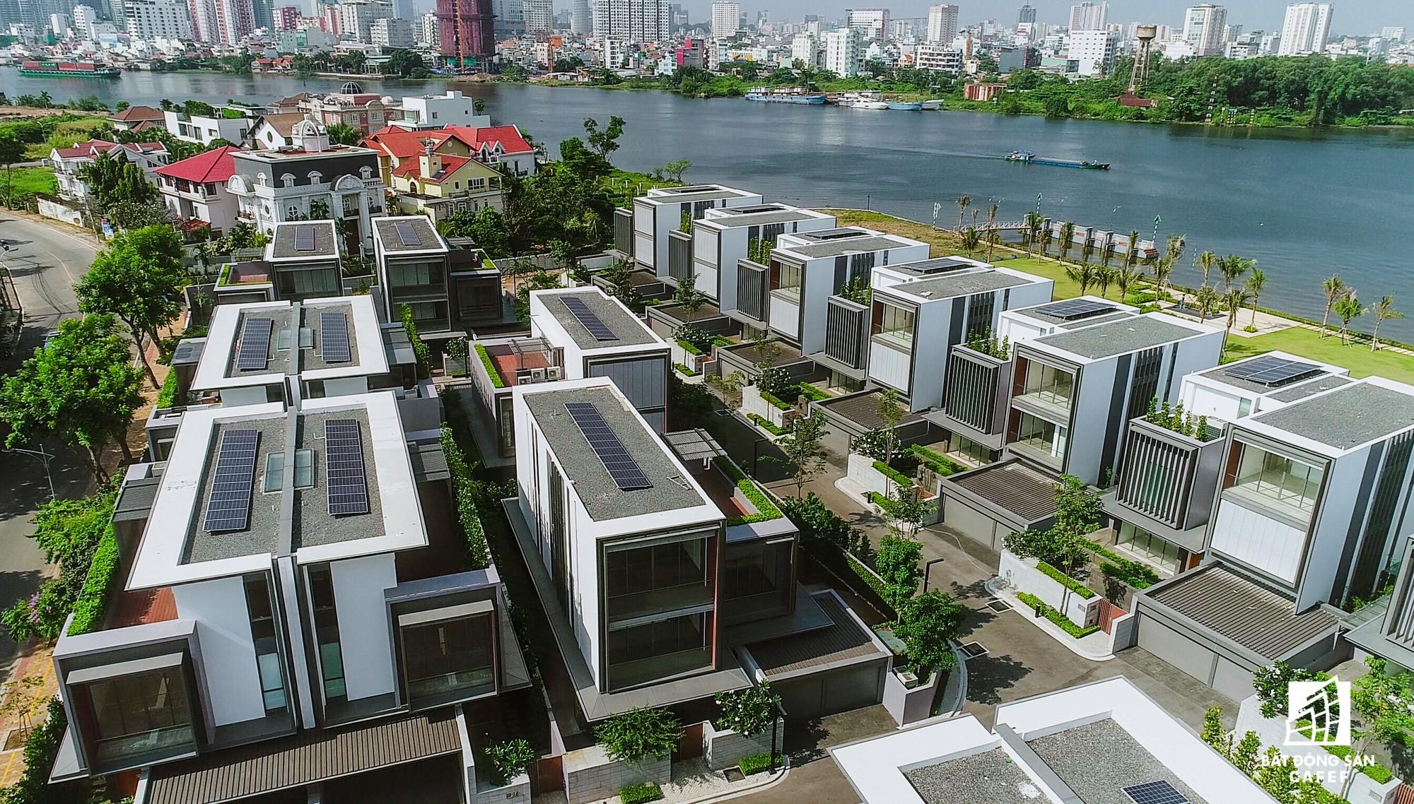 Nhà giàu cũng khóc trong những khu biệt thự sang chảnh bậc nhất Sài Gòn - Ảnh 6.