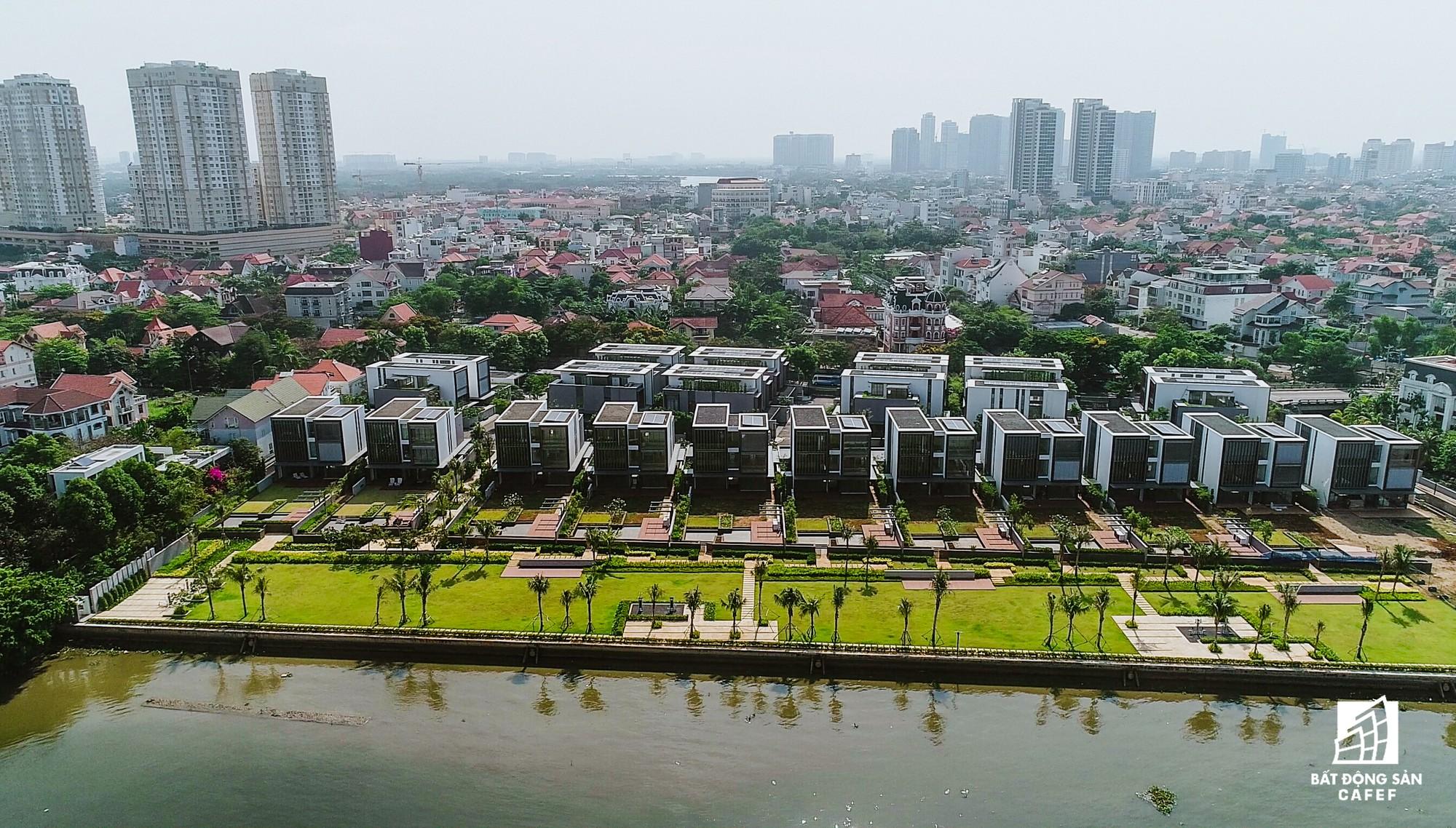 Nhà giàu cũng khóc trong những khu biệt thự sang chảnh bậc nhất Sài Gòn - Ảnh 7.