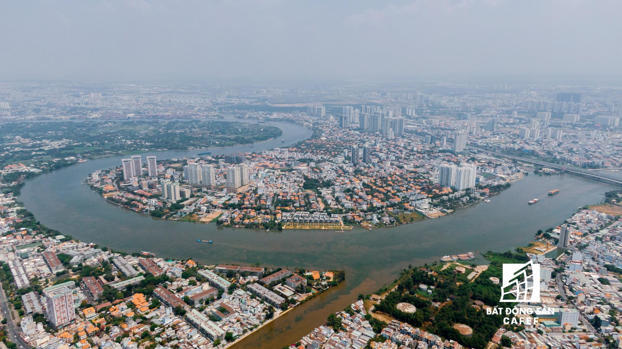 Nhà giàu cũng khóc trong những khu biệt thự sang chảnh bậc nhất Sài Gòn - Ảnh 1.