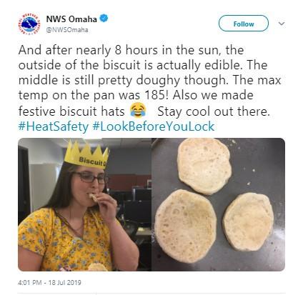 Nắng nóng kỷ lục Mỹ, ô tô biến thành lò nướng bánh - Ảnh 2.