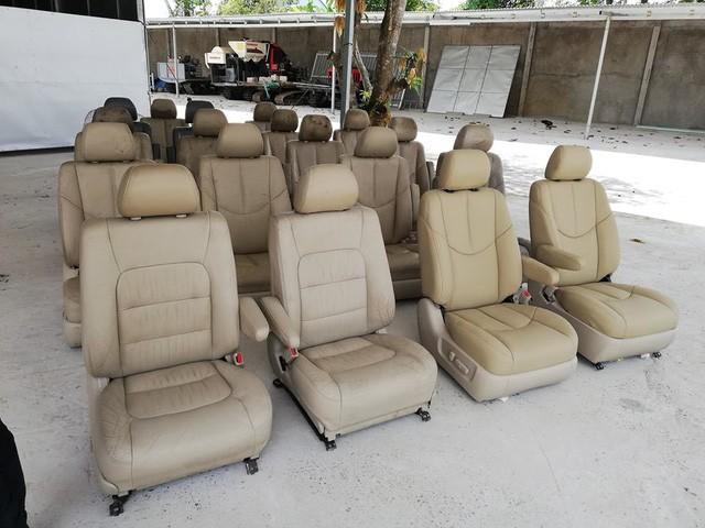Rộ trào lưu biến xe 'cỏ' ngồi êm như Lexus, Mercedes, Volvo... với chi phí hàng chục triệu đồng - Ảnh 3.