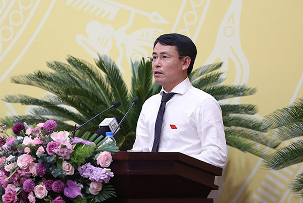 Chủ tịch Hà Nội phê bình Giám đốc Sở Tài nguyên Môi trường - Ảnh 1.