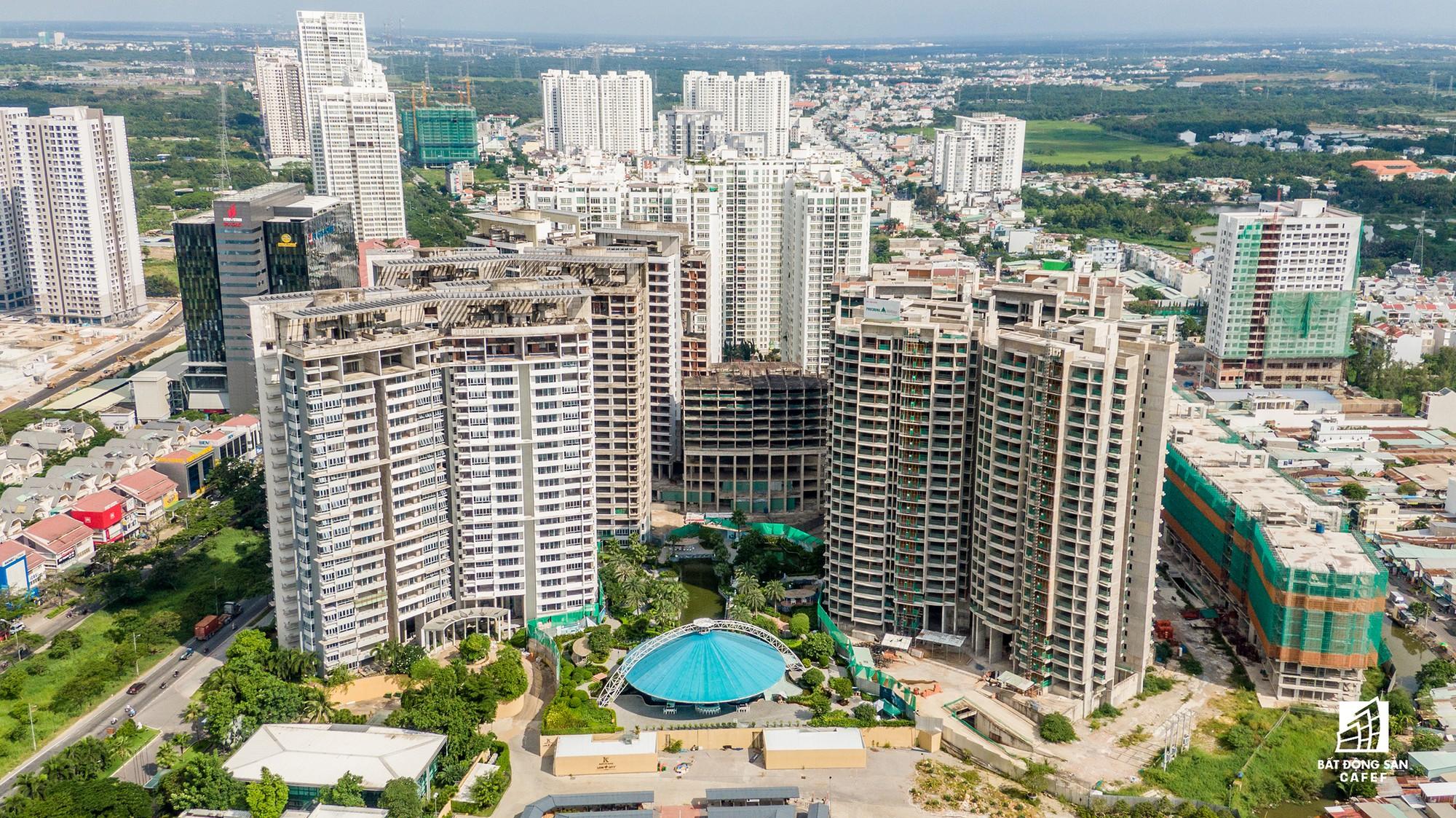 Những cửa ngõ ra vào trung tâm Sài Gòn đang bị bóp nghẹt như thế nào? - Ảnh 5.