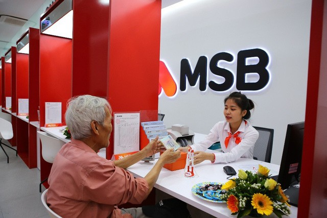 Tổng lợi nhuận trước thuế tăng 192% trong 6 tháng, MSB đang vươn tầm mạnh mẽ - Ảnh 1.