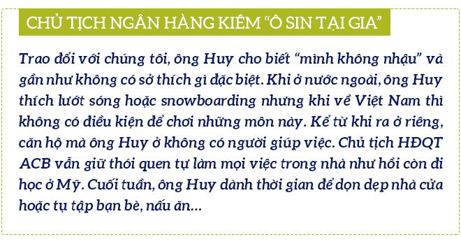 Trần Hùng Huy: Vị Chủ tịch ngân hàng đặc biệt nhất Việt Nam - Ảnh 18.