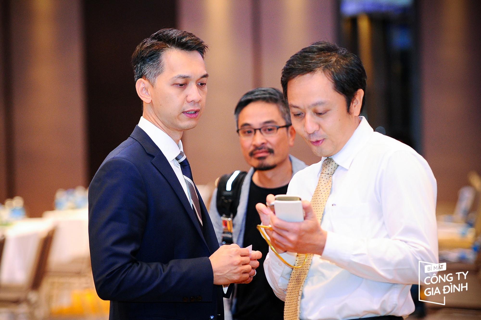 Trần Hùng Huy: Vị Chủ tịch ngân hàng đặc biệt nhất Việt Nam - Ảnh 12.