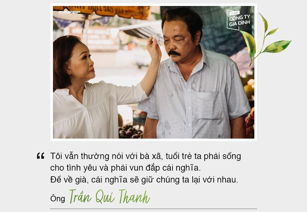 """Cuộc đối thoại hiếm hoi sau 40 năm gắn kết của """"chồng đa tình, vợ biết ghen"""" nhà Dr Thanh: """"Chung thủy không phải trước sau như một"""" - Ảnh 7."""