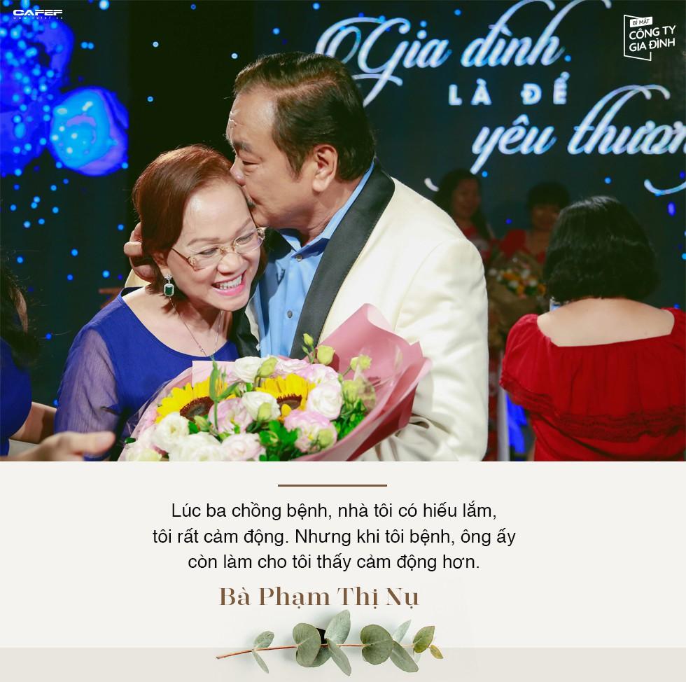 """Người đàn bà thép của nhà Dr Thanh: """"Đứng trước lưỡi hái của tử thần, tôi biết ơn chồng con mình suốt đời"""" - Ảnh 5."""