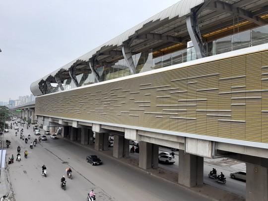 Dự án đường sắt đô thị Cát Linh - Hà Đông: Bộ GTVT vượt quyền điều chỉnh vốn  - Ảnh 1.
