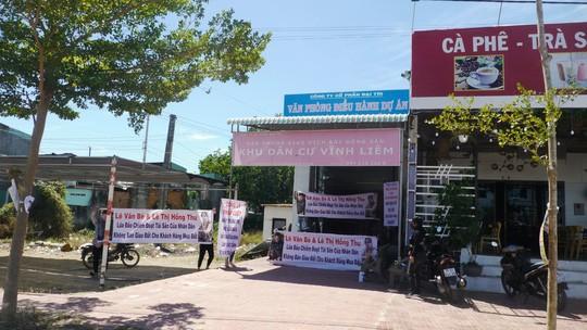 Bình Định: Nhiều người khốn đốn vì mua đất dự án khu dân cư Vĩnh Liêm - Ảnh 3.