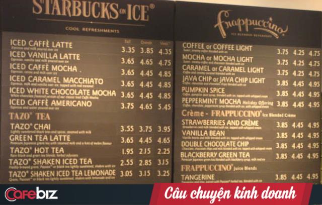 """""""Bậc thầy"""" tâm lý học Starbucks và 4 """"cạm bẫy"""" chực chờ trên menu - Ảnh 8."""