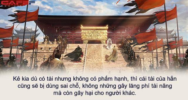 Tài năng đi sai hướng thì không những vô dụng mà còn gây hại: Những quan niệm chọn người của hoàng đế Đường Thái Tông - Ảnh 1.