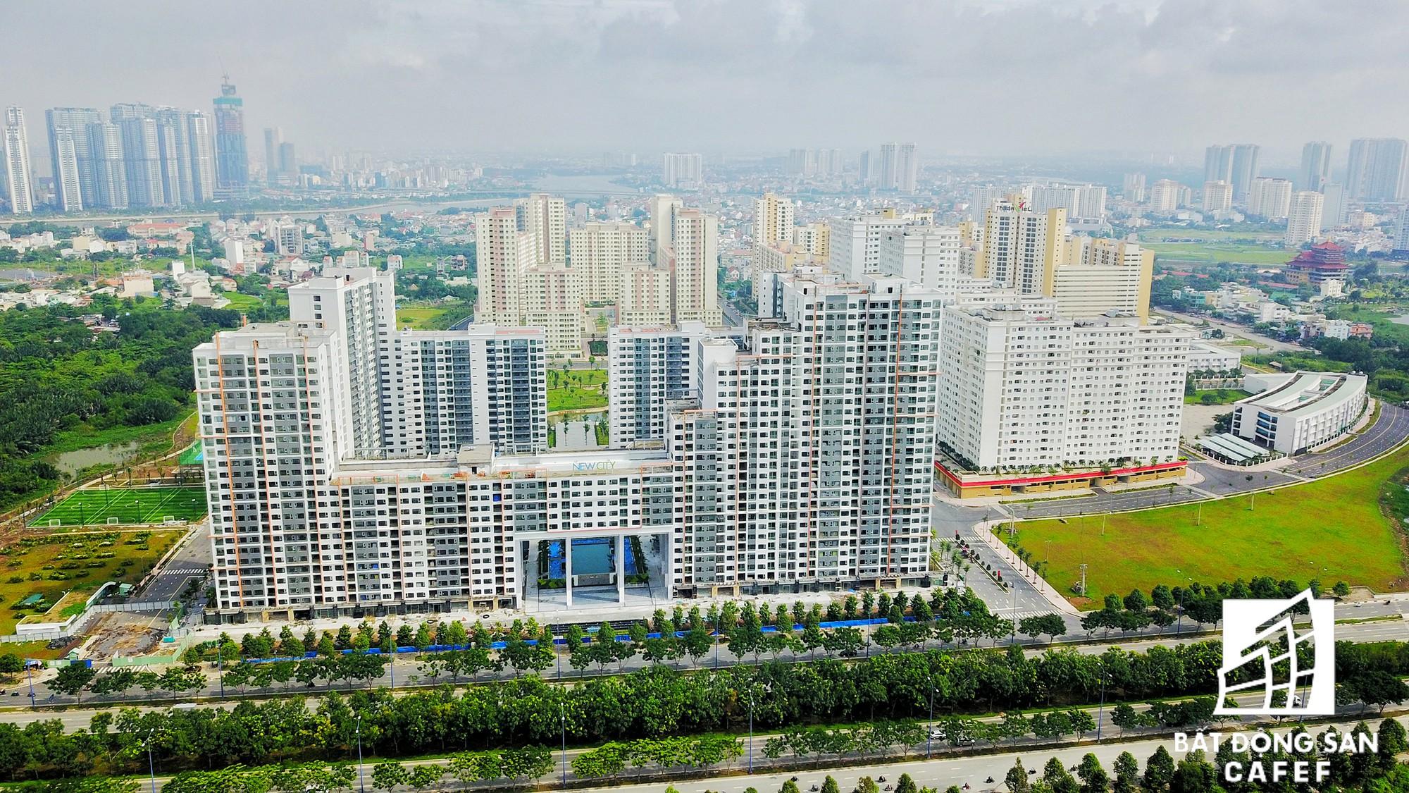 Toàn cảnh khu tái định cư đồ sộ nhất TPHCM, chục nghìn căn hộ không ai ở, bán đấu giá nhiều lần thất bại - Ảnh 10.