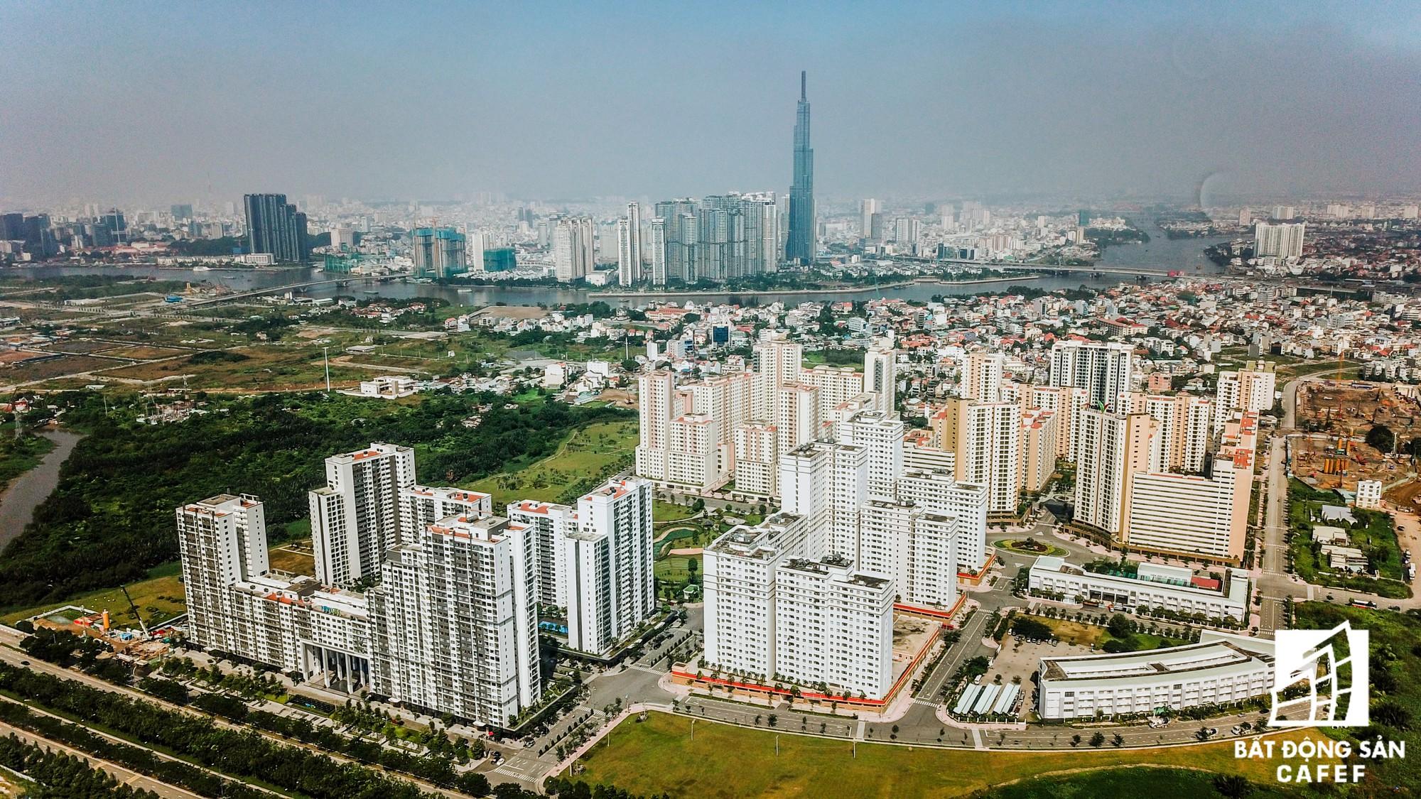Toàn cảnh khu tái định cư đồ sộ nhất TPHCM, chục nghìn căn hộ không ai ở, bán đấu giá nhiều lần thất bại - Ảnh 22.