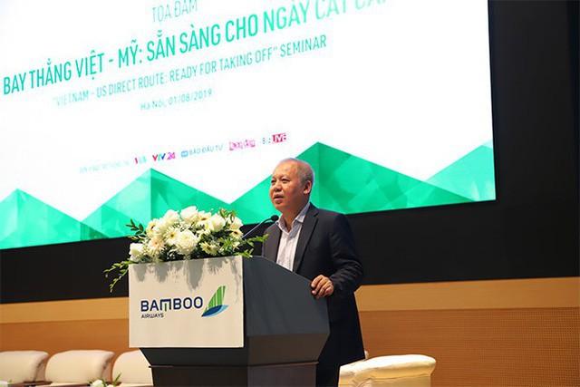 Bamboo Airways nung nấu kế hoạch chinh phục đường bay Việt- Mỹ từ ngày đầu gia nhập - Ảnh 1.