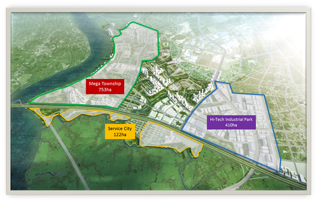 Amata - tập đoàn Thái Lan muốn làm dự án 1.720 ha ở Quảng Ninh là ai? - Ảnh 1.