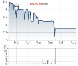 Cổ phiếu HLG của Tập đoàn Hoàng Long bị hủy niêm yết bắt buộc - Ảnh 1.