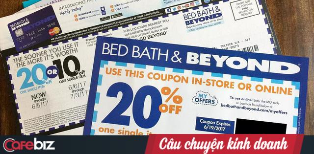 """Đỉnh cao chỉ cách vực sâu một gang tấc: Bed Bath & Beyond - từ """"Kẻ hủy diệt ngành hàng"""" hoá chuỗi siêu thị """"hỗn loạn"""" nhất nước Mỹ, khiến cả Chủ tịch, CEO lẫn người sáng lập đồng loạt bị sa thải - Ảnh 1."""