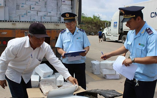 Hải quan Quảng Ninh nhận chỉ tiêu giao bổ sung 2.300 tỷ đồng - Ảnh 1.