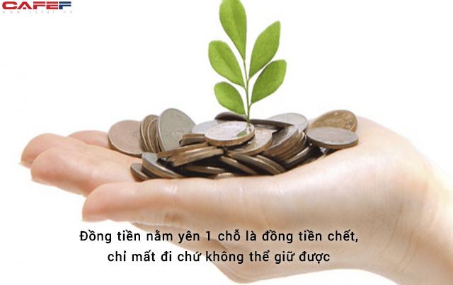 3 người phụ nữ cùng sở hữu 500 triệu đồng, sau vài năm 1 người duy nhất kiếm được gấp đôi nhờ con đường tài chính thông minh: Tiền nằm một chỗ là tiền CHẾT - Ảnh 1.