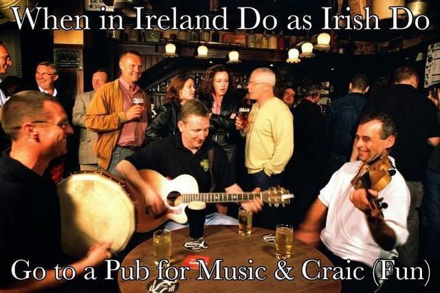 Lối sống craic vui vẻ đến lạ của người Ireland: Không tiêu xài hoang phí, người hành khất hay tỷ phú đều được đối xử công bằng - Ảnh 2.