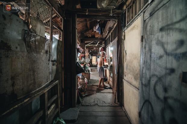 Khu tập thể gỗ xuống cấp nghiêm trọng tồn tại gần 70 năm giữa lòng Hà Nội: Không nhà vệ sinh, là lãnh thổ của bầy chuột sinh sôi - Ảnh 23.