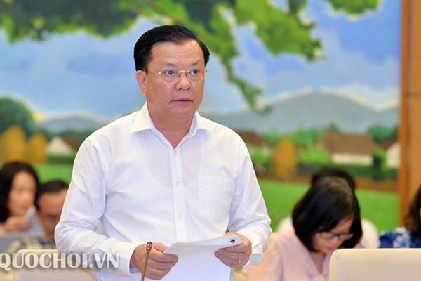 Bộ trưởng Tài chính: Thủ tướng đồng ý bỏ quỹ Bảo trì đường bộ - Ảnh 3.