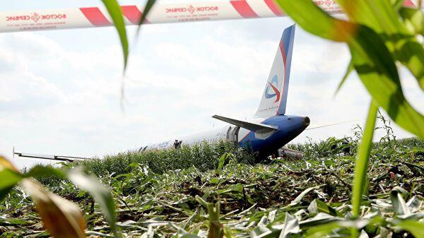 Chùm ảnh: Máy bay chở hơn 230 người nằm giữa cánh đồng ngô - Ảnh 14.