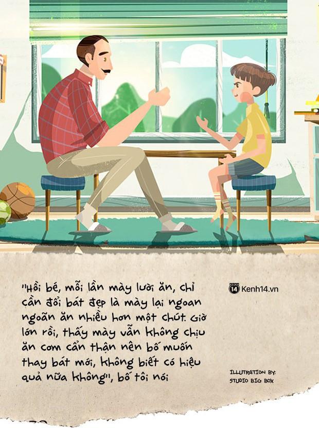 Giữa cuộc đời vạn biến, có một thứ luôn bất biến mang tên tình yêu của bố mẹ - Ảnh 1.