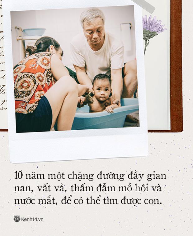 Nhật kí lần đầu làm bố mẹ của cặp vợ chồng U60 ở Hà Nội: Thỏ à, con là món quà vô giá! - Ảnh 1.