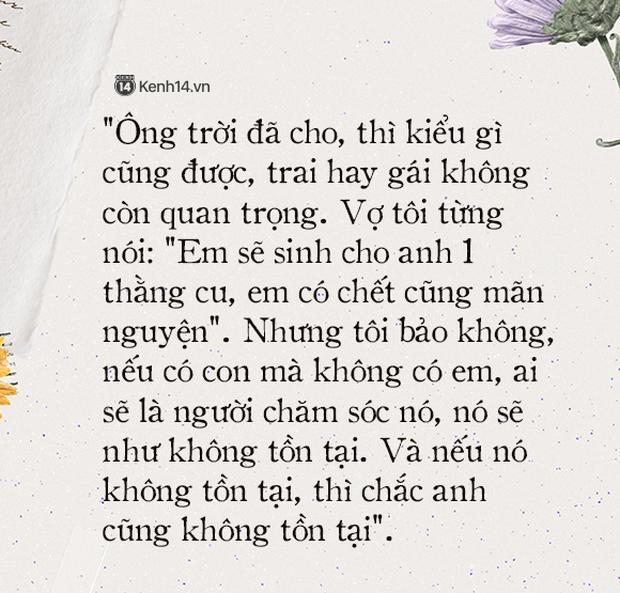 Nhật kí lần đầu làm bố mẹ của cặp vợ chồng U60 ở Hà Nội: Thỏ à, con là món quà vô giá! - Ảnh 16.