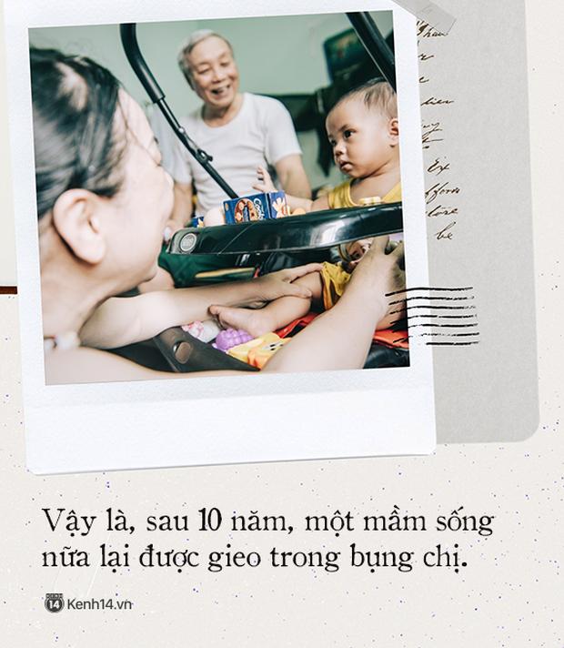 Nhật kí lần đầu làm bố mẹ của cặp vợ chồng U60 ở Hà Nội: Thỏ à, con là món quà vô giá! - Ảnh 5.