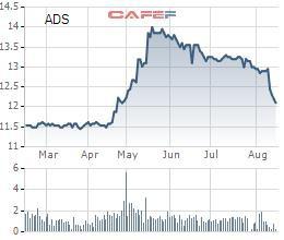 Thị trường đầu ra Trung Quốc khó khăn, Damsan báo lãi quý 2 giảm mạnh 76% - Ảnh 2.