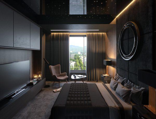 Những mẫu ghế đẹp kê trong phòng ngủ - Ảnh 3.