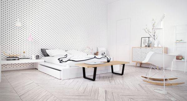 Những mẫu ghế đẹp kê trong phòng ngủ - Ảnh 4.
