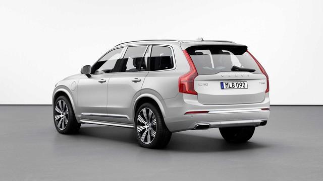Đấu BMW X5 và Mercedes-Benz GLE, Volvo XC90 2020 giá gần 4 tỷ đồng sắp về Việt Nam - Ảnh 8.