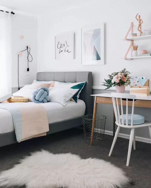 Những mẫu ghế đẹp kê trong phòng ngủ - Ảnh 8.