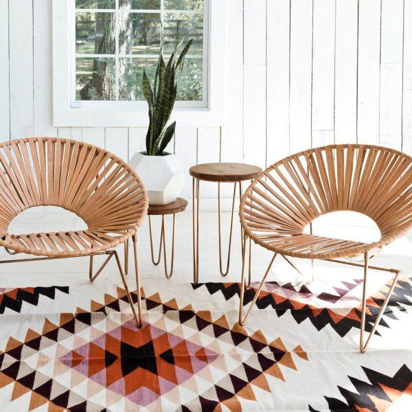 Những mẫu ghế đẹp kê trong phòng ngủ - Ảnh 9.