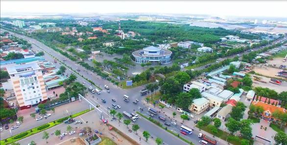 Bất động sản Bà Rịa - Vũng Tàu đón sóng nguồn cung mới ở Phú Mỹ, giá đất nền thiết lập mặt bằng mới - Ảnh 1.
