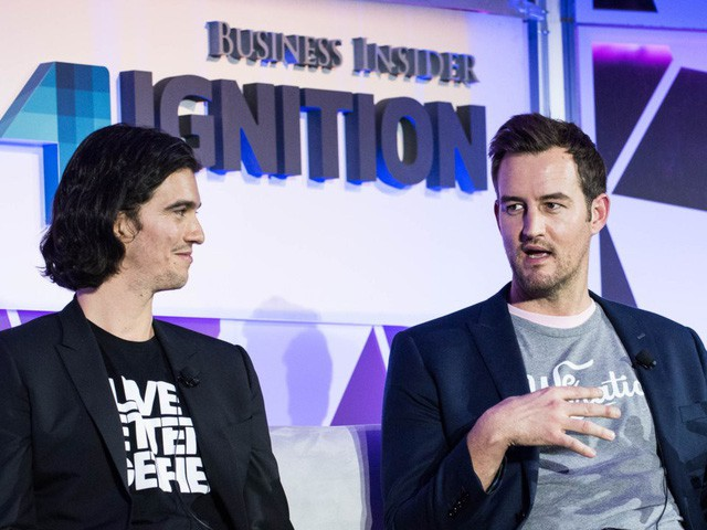 Tỷ phú bỏ học đứng sau WeWork - startup 47 tỷ USD chuẩn bị IPO - Ảnh 14.