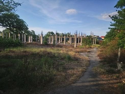 Cận cảnh những dự án trăm tỷ nằm 'bất động' giữa đất vàng trung tâm TP Huế - Ảnh 7.