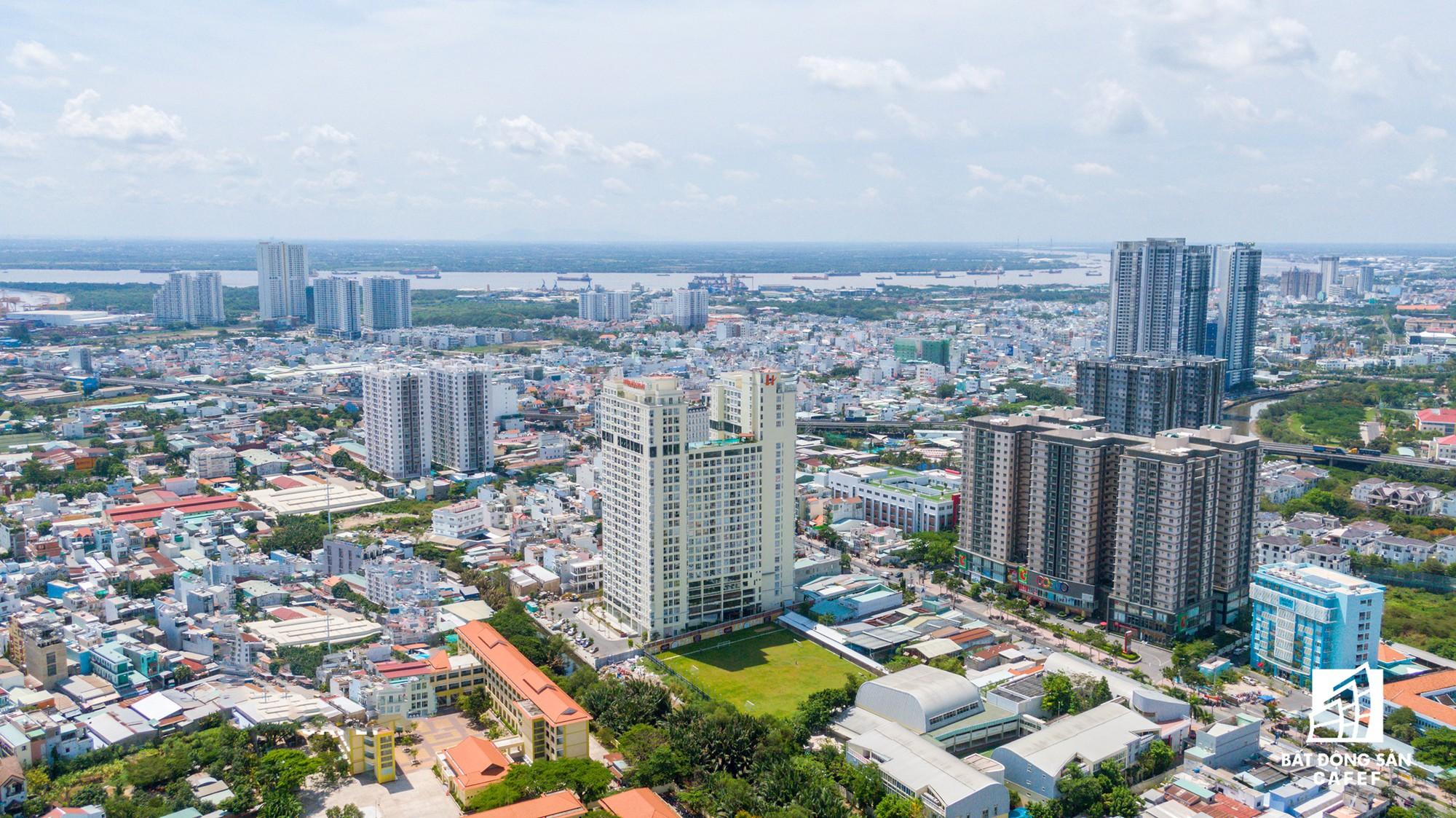 Cung đường dự án tỷ đô khiến bất động sản khu Nam Sài Gòn trỗi dậy - Ảnh 7.