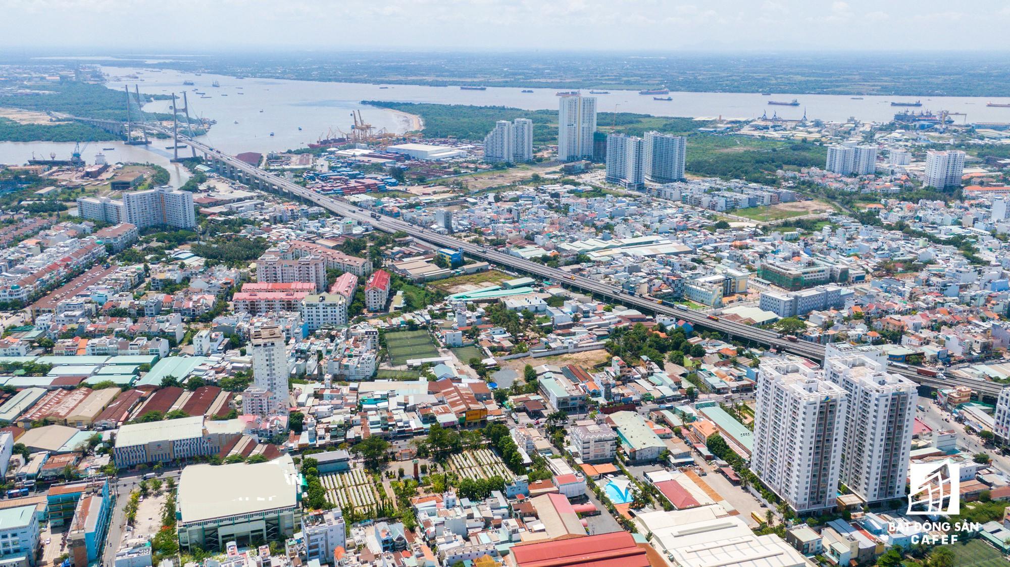 Cung đường dự án tỷ đô khiến bất động sản khu Nam Sài Gòn trỗi dậy - Ảnh 11.