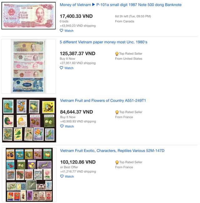 Hàng loạt sản phẩm truyền thống của Việt Nam được bán với giá cực cao trên Amazon, eBay - Ảnh 12.