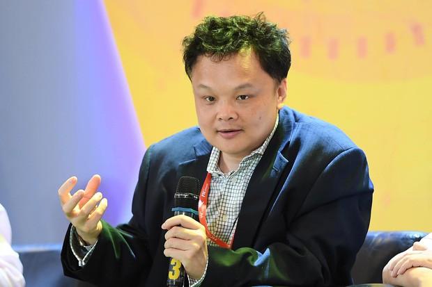 TGĐ VCCorp Nguyễn Thế Tân: Với mạng xã hội Lotus, nội dung là Vua! - Ảnh 1.
