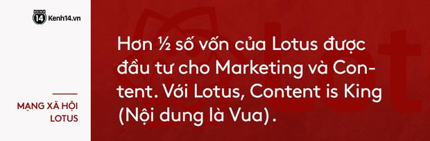 TGĐ VCCorp Nguyễn Thế Tân: Với mạng xã hội Lotus, nội dung là Vua! - Ảnh 2.