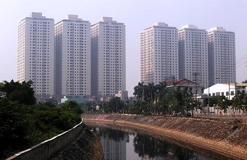 Hà Nội đối thoại với cư dân mua nhà của đại gia điếu cày - Ảnh 1.