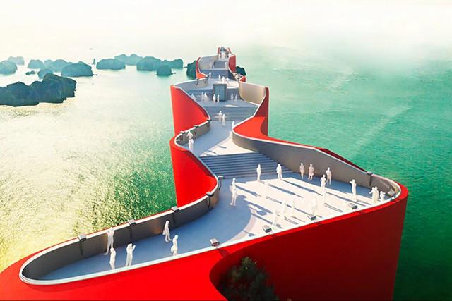 Đề nghị Vingroup, Sun Group, Tuần Châu... hỗ trợ Hạ Long xây loạt công trình mới - Ảnh 1.