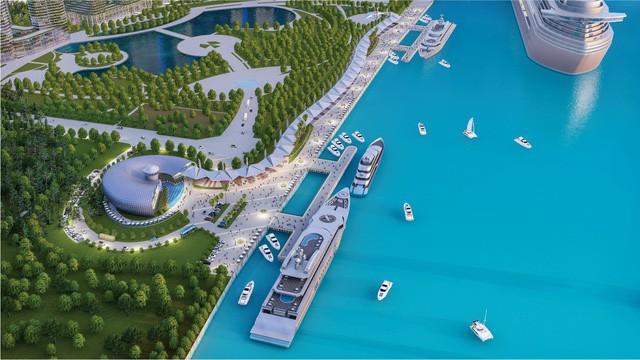 Ăn theo hàng loạt dự án hạ tầng lớn, giá nhà đất khu Nam Sài Gòn liên tục tăng mạnh - Ảnh 1.