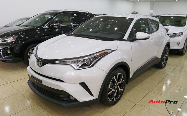 Thích xe Toyota nhập Mỹ, đại gia Việt vẫn chịu giá đắt gấp đôi đối thủ, vung tiền tỷ sở hữu hàng độc - Ảnh 2.